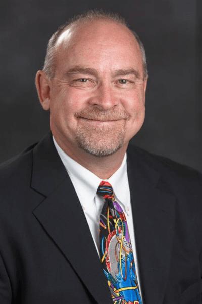 photo of Oklahoma Farm Bureau agent Doug Hodges