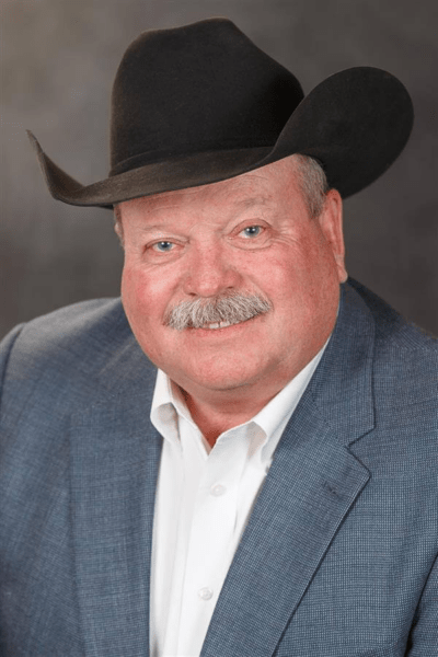 photo of Oklahoma Farm Bureau agent Keith Washburn