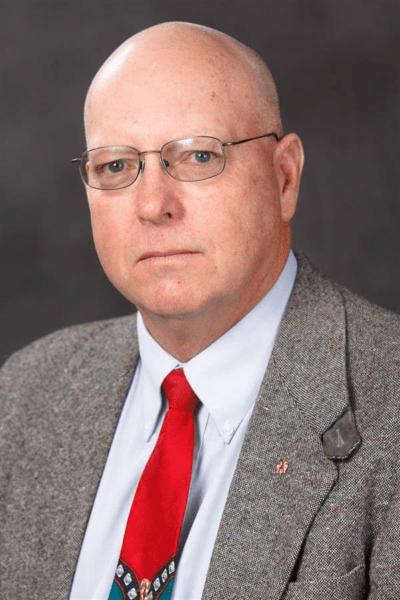 photo of Oklahoma Farm Bureau agent Wayne Wheeler