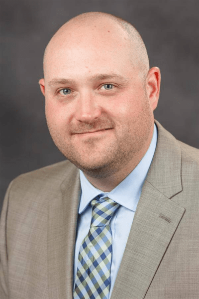 photo of Oklahoma Farm Bureau agent Cory Winters