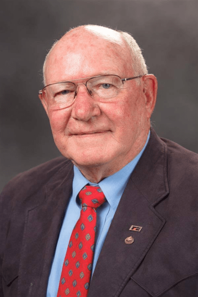 photo of Oklahoma Farm Bureau agent Bob Henderson