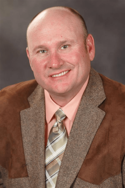 photo of Oklahoma Farm Bureau agent Chad Greb