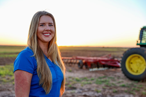 OKFB Farm and Ranch Insurance Agent, Annelise Carpenter